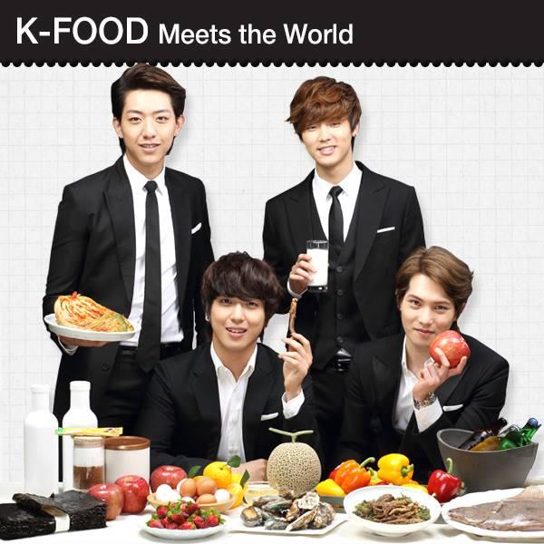 K-FOOD Group promo