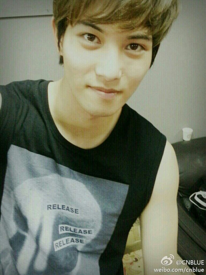 130824 JH's Weibo Update b4 BMMY