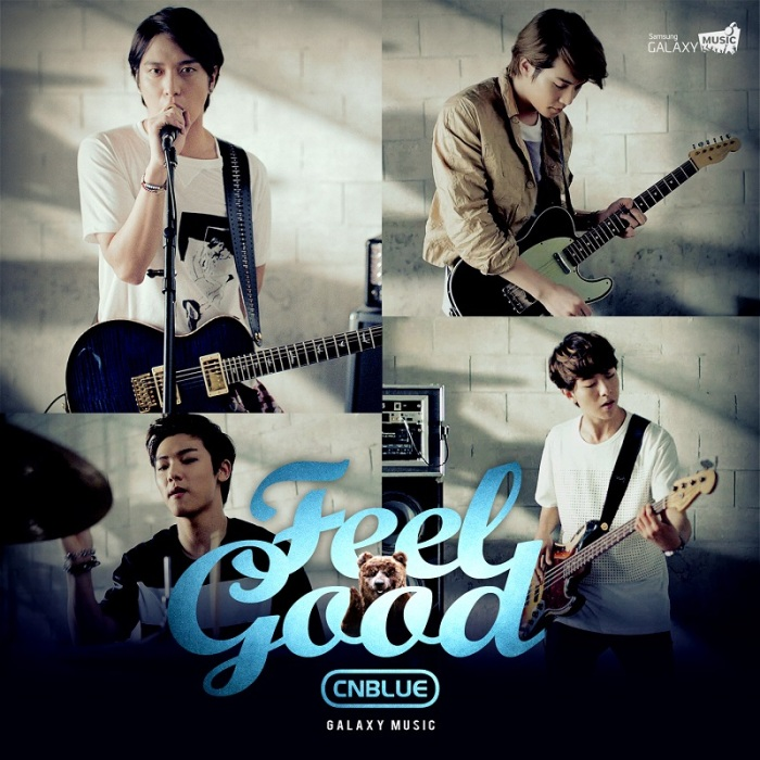 Feel Good Official Cover