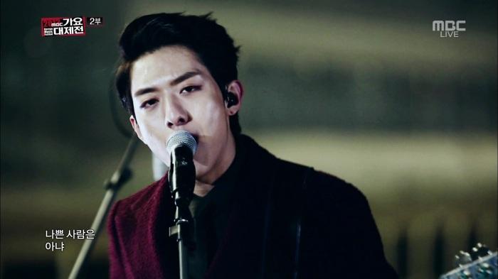 CNBLUE - Lady, I'm Sorry @MBC Gayo Daejun 131231 .goyh0622 050