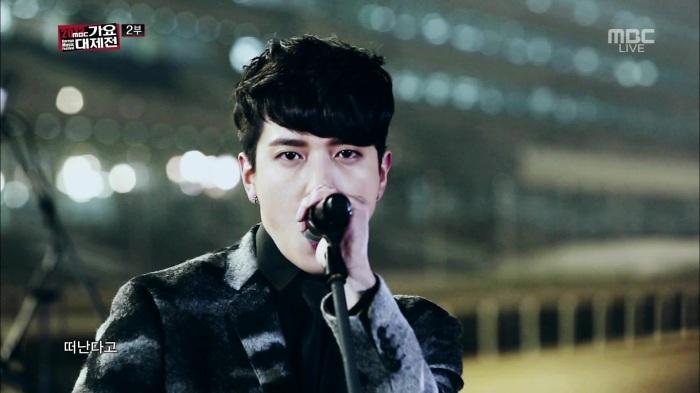 CNBLUE - Lady, I'm Sorry @MBC Gayo Daejun 131231 .goyh0622 065