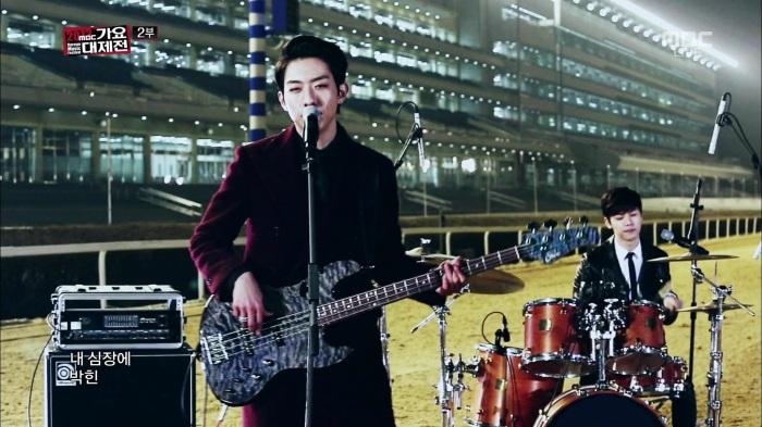 CNBLUE - Lady, I'm Sorry @MBC Gayo Daejun 131231 .goyh0622 095