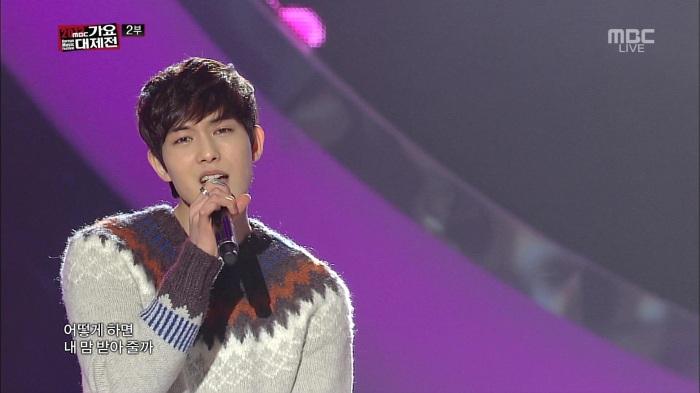 Romantic J - Love Falls @MBC Gayo Daejun 131231 .goyh0622 038