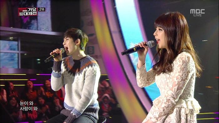 Romantic J - Love Falls @MBC Gayo Daejun 131231 .goyh0622 043