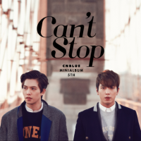 [Pic] 140213 First Look at CNBLUE's 5th Mini Album 'Can't Stop' Teaser Collection