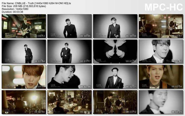CNBLUE - Truth [1440x1080 h264 M-ON! HD].ts Preview