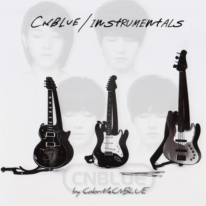 Instrumentals [ColorMeCNBLUE]