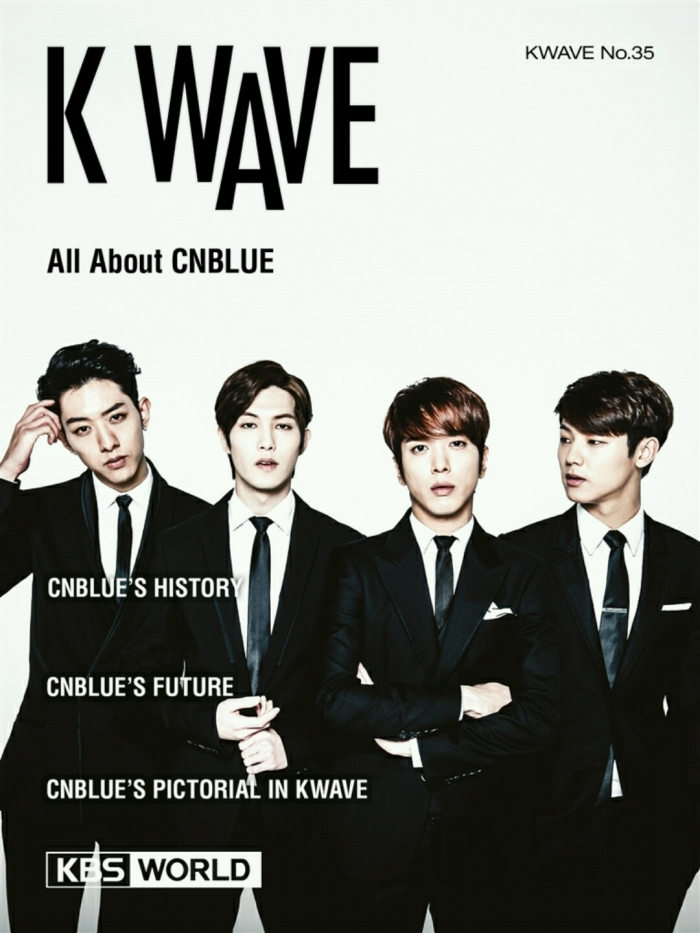 KWAVE No.35 cover